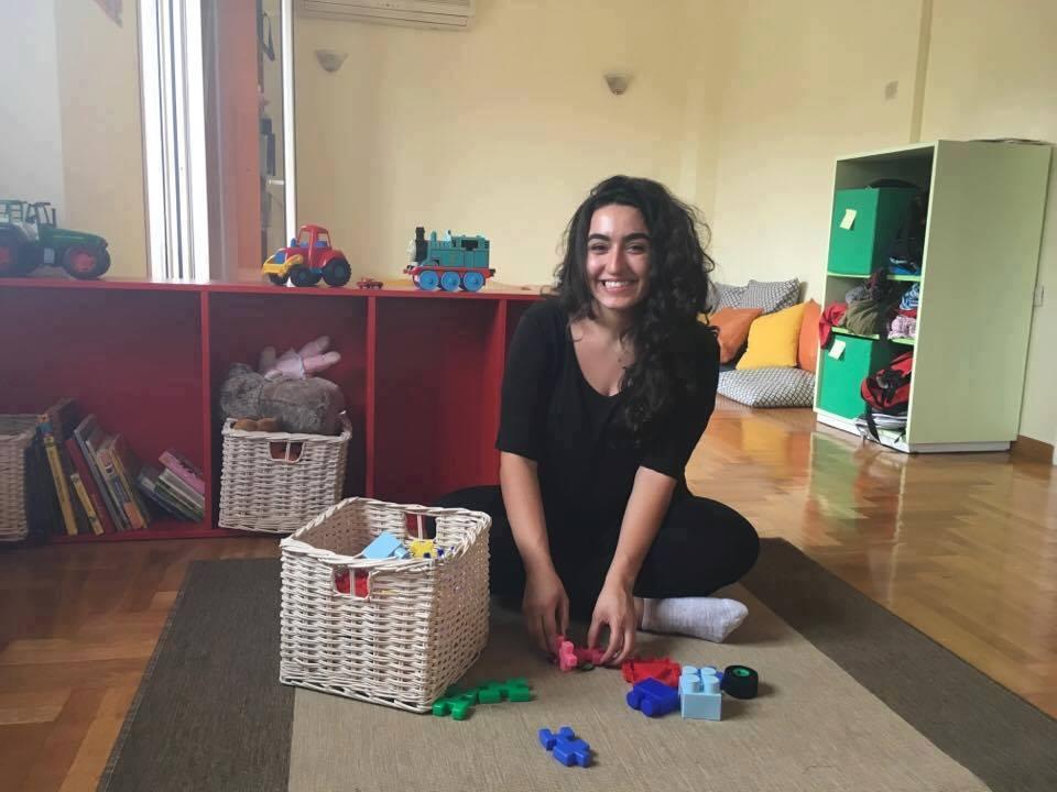 Volunteer in Mother-Baby Area
